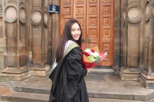 lanquing graduation